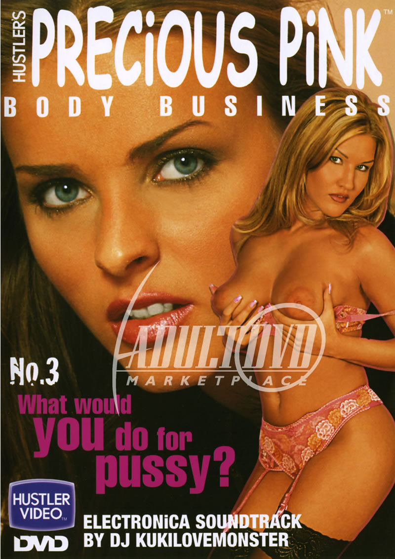 Precious Pink Body Business 3