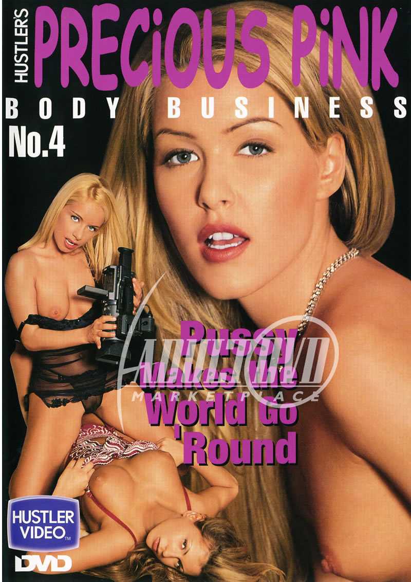 Precious Pink Body Business 4