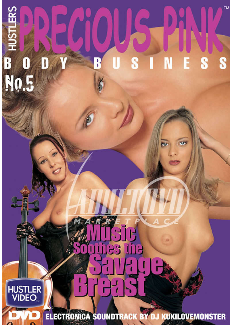 Precious Pink Body Business 5