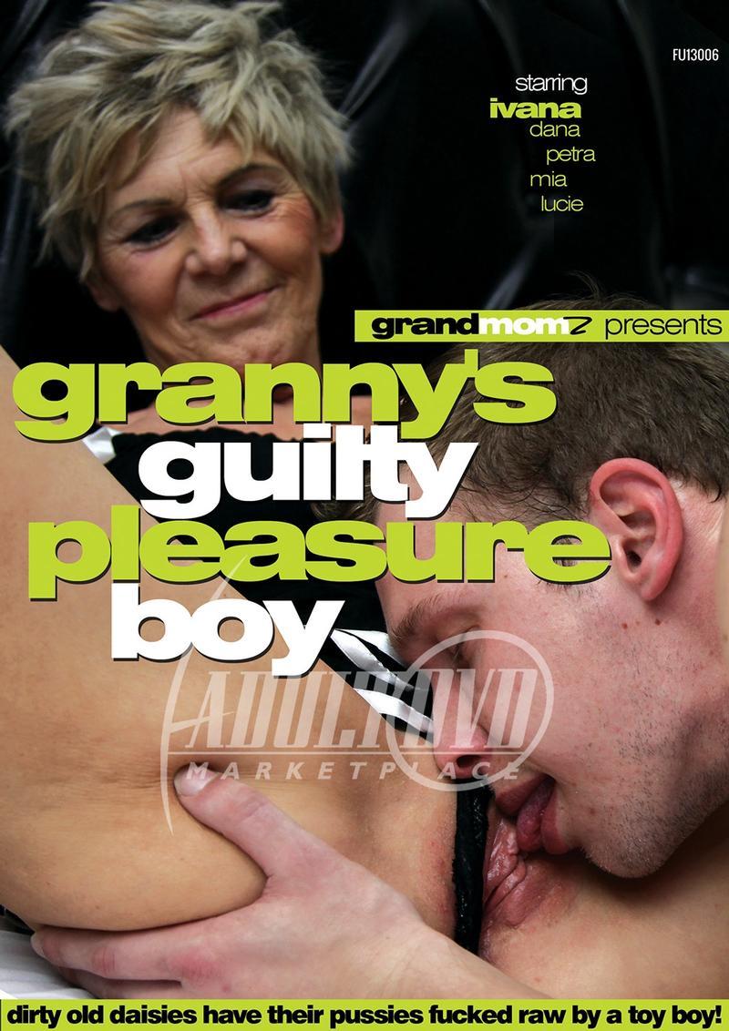 Granny's Guilty Pleasure Boy (2019)