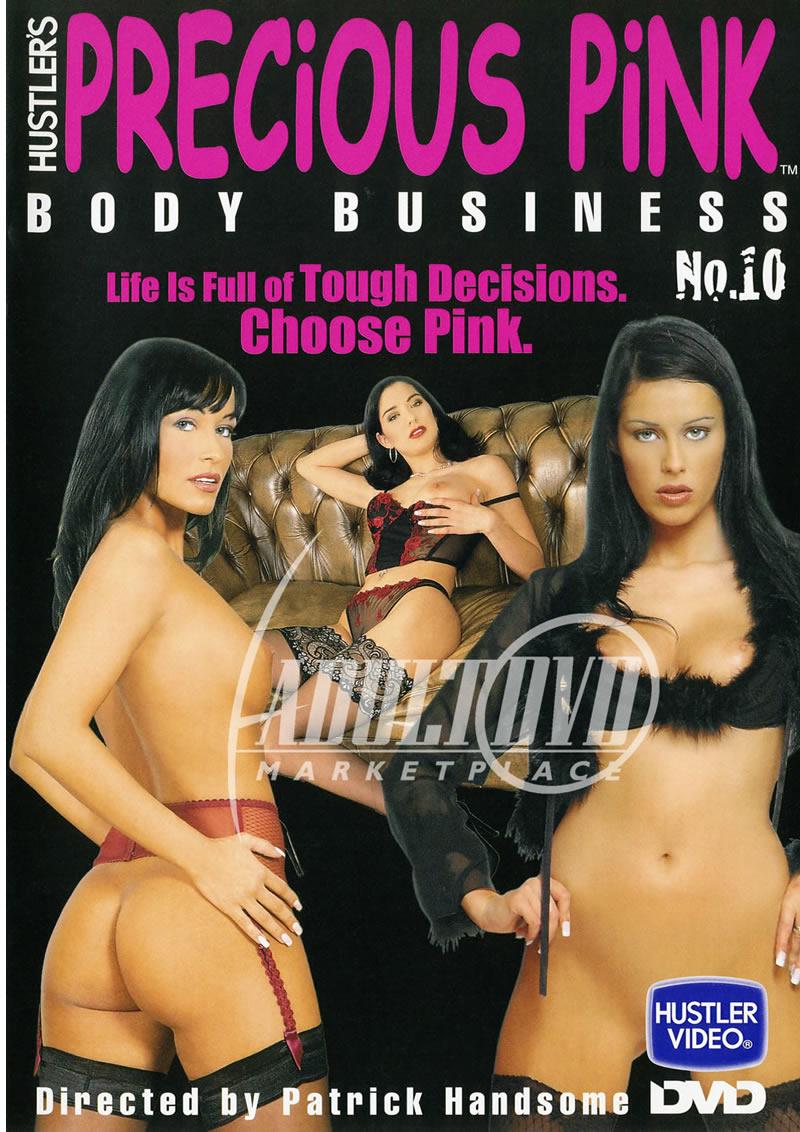 Precious Pink Body Business 10
