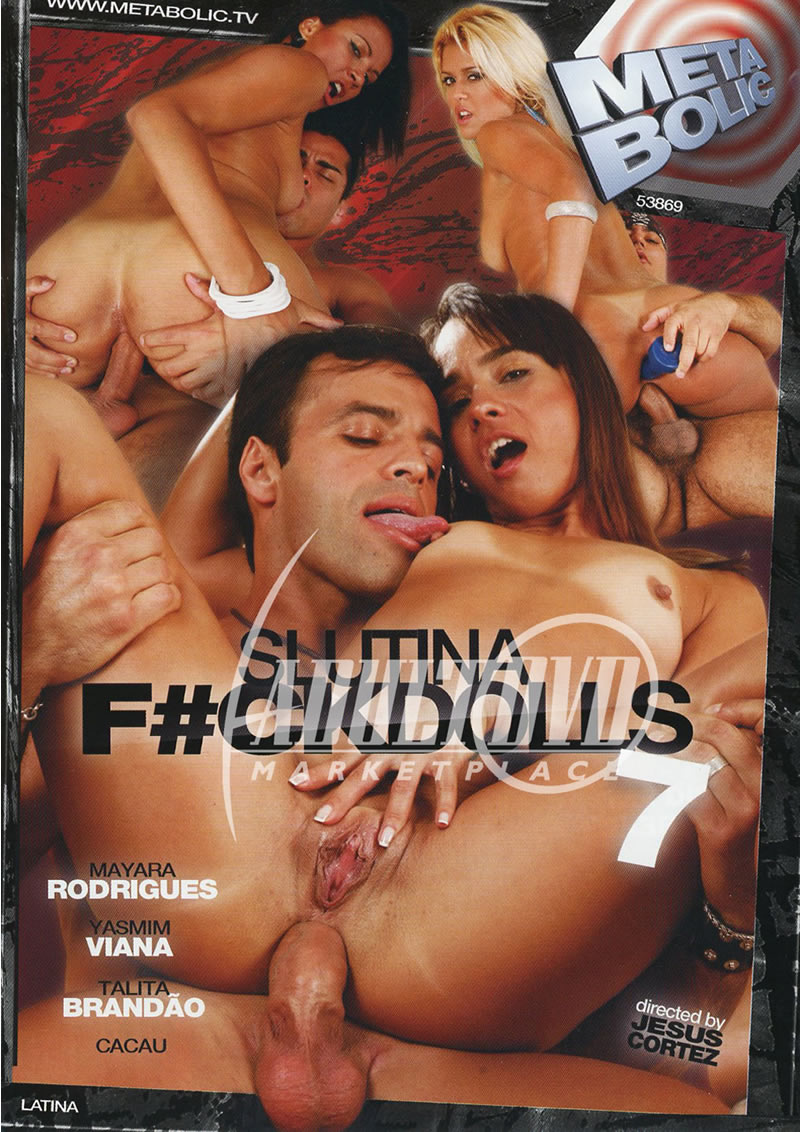 Slutina Fuck Dolls 7