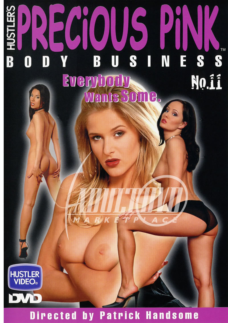 Precious Pink Body Business 11