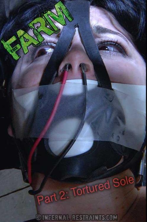 Siouxsie Q – The Farm Part 2 Tortured Sole (InfernalRestraints.com/2019/HD)