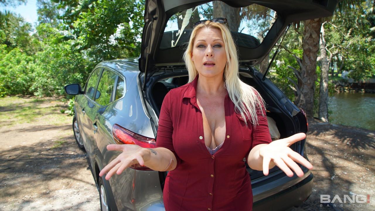 Selah Rain – Selah Rain Is A Divorced Thick Milf That Needs Her Car Fixed (BangRoadSideXXX/Bang/2019/HD1080p)