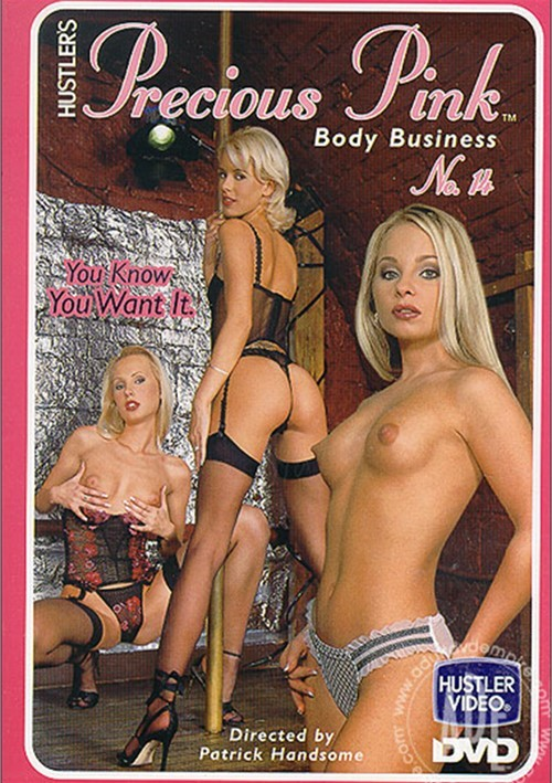 Precious Pink Body Business 14