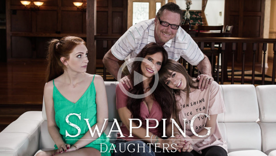 Alex Blake, Syren De Mer – Swapping Daughters (PureTaboo.com/2019/HD1080p)