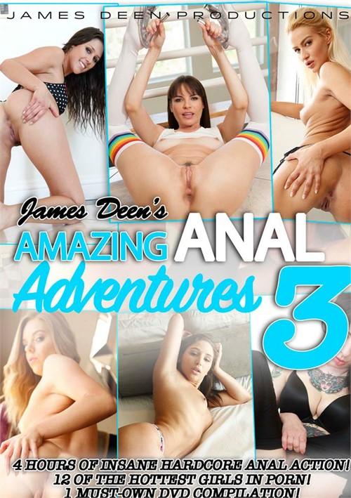 Amazing Anal Adventures 3 (JamesDeenProductions/2019)