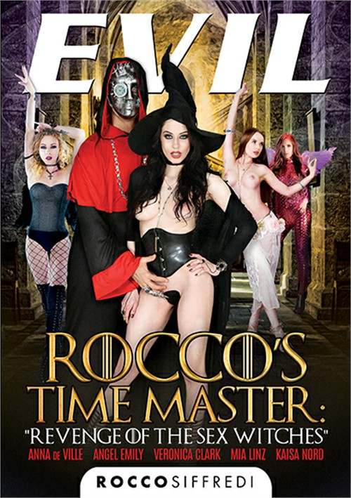 Rocco's Time Master Sex Witches Revenge (EvilAngel/2019)