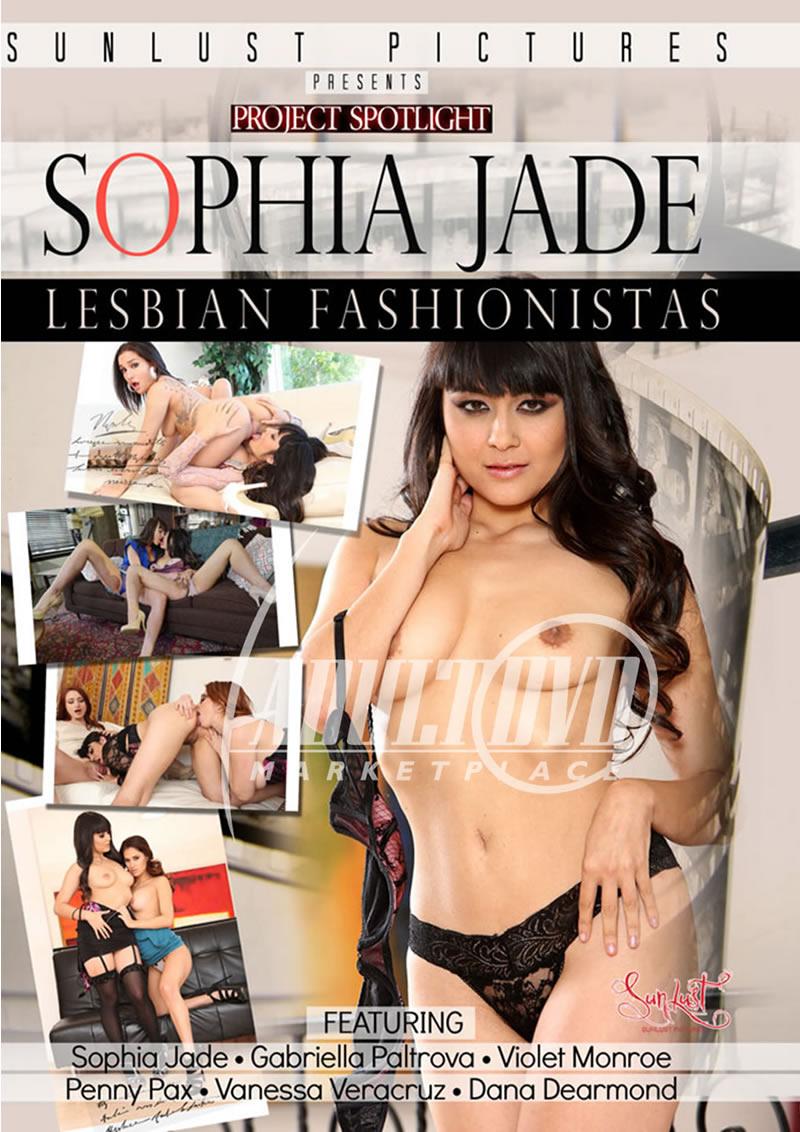 Sophia Jade Lesbian Fashionistas