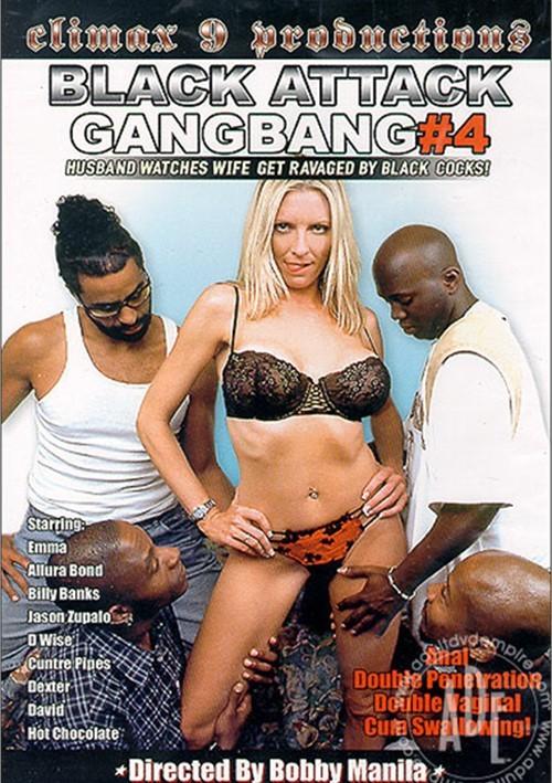 Black Attack Gangbang 4