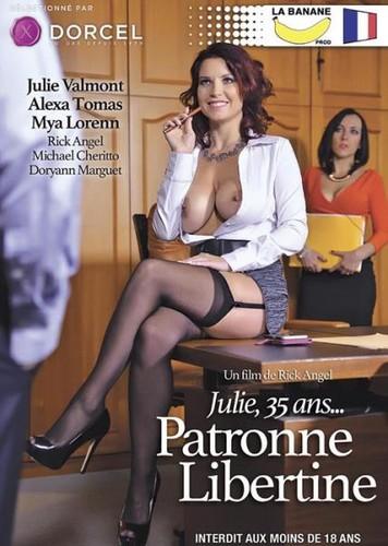 Julie 35 Ans Patronne Libertine