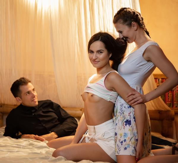 Emylia Argan, Monica Brown – Naughty Neighbors (SexArt.com/MetArt.com/2019/HD)