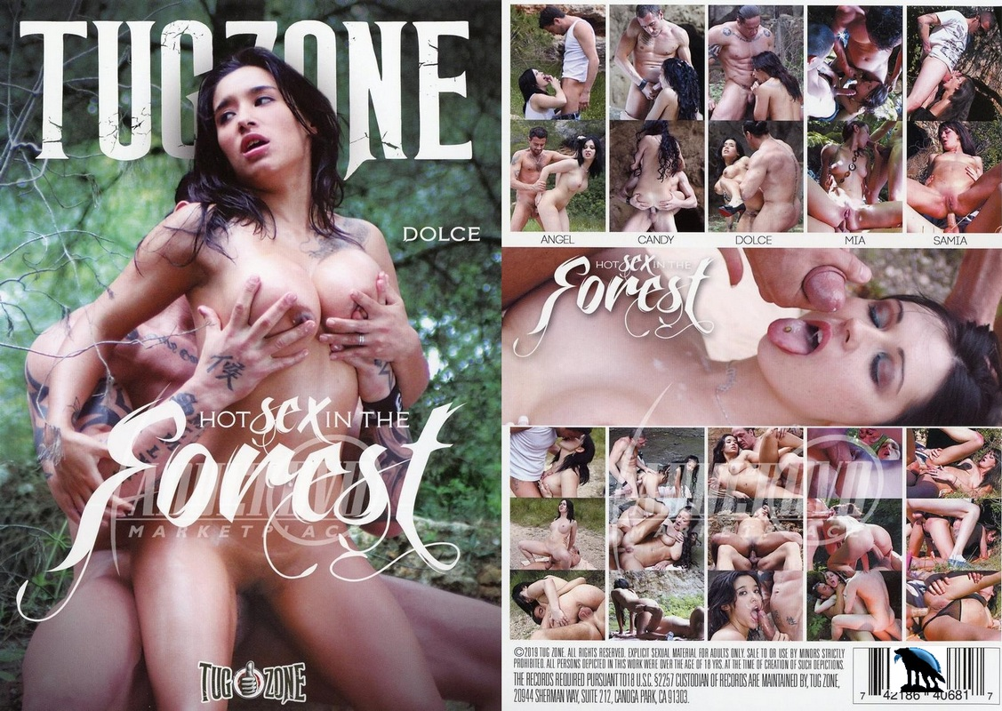 Hot Sex In The Forest (2019)
