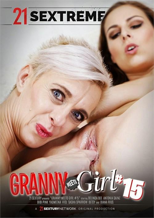 Granny Meets Girl 15 (21Sextury/2019)