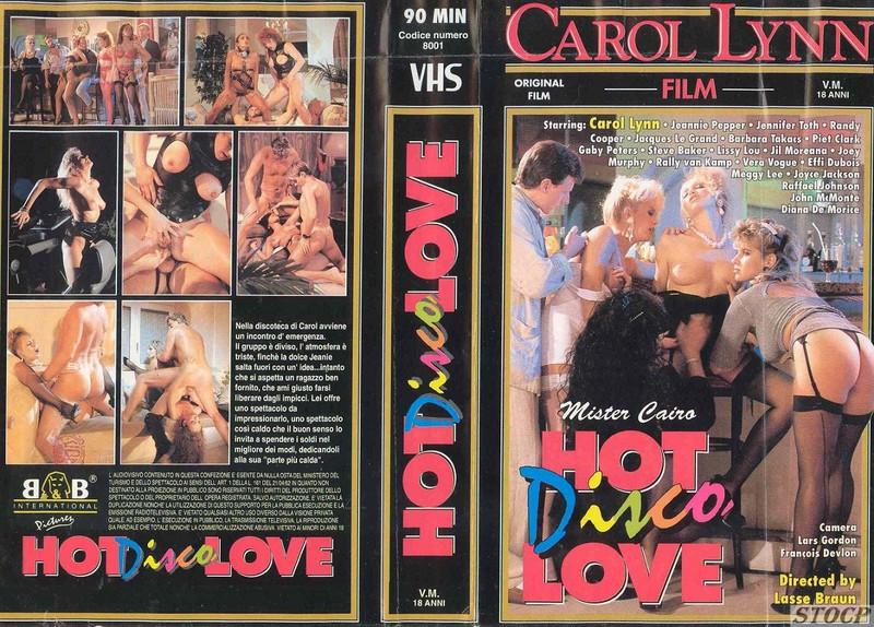 Hot Disco Love