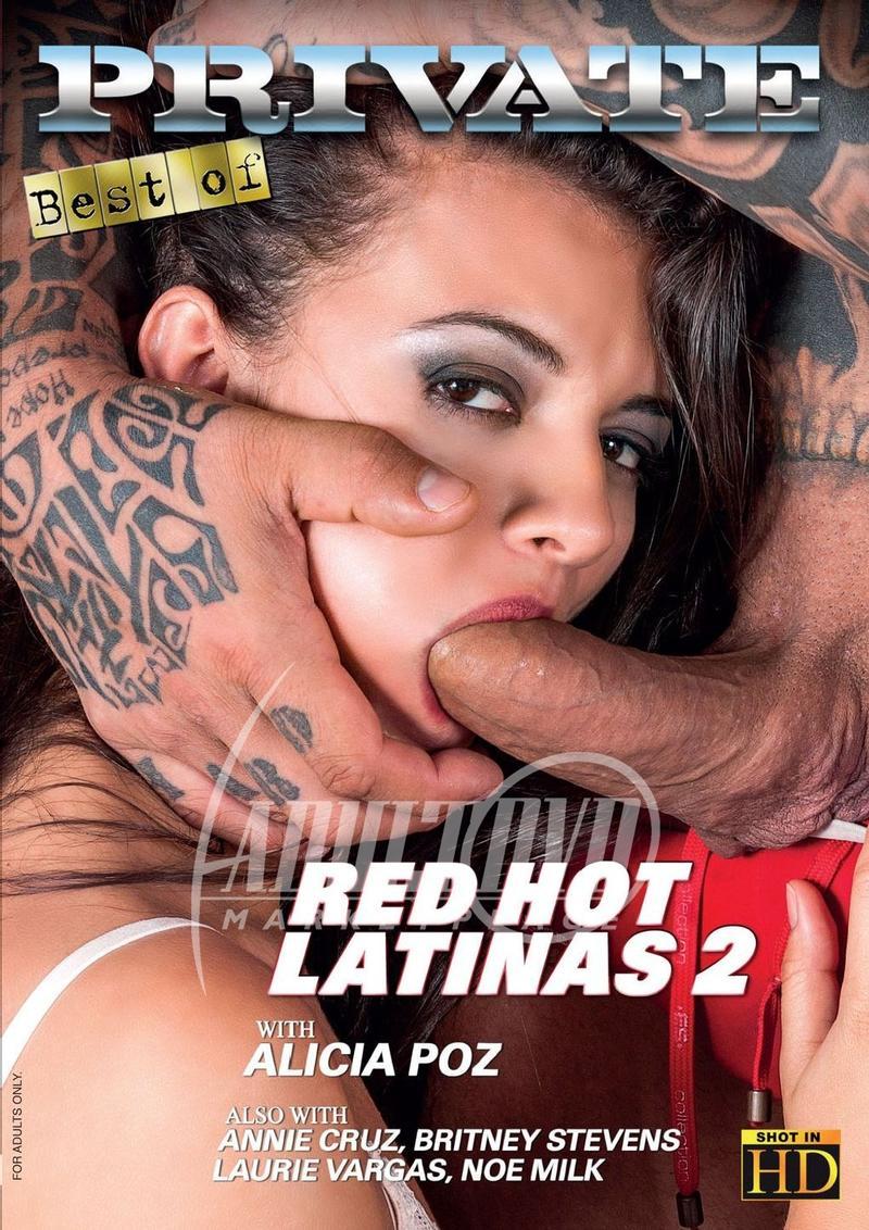Red Hot Latinas