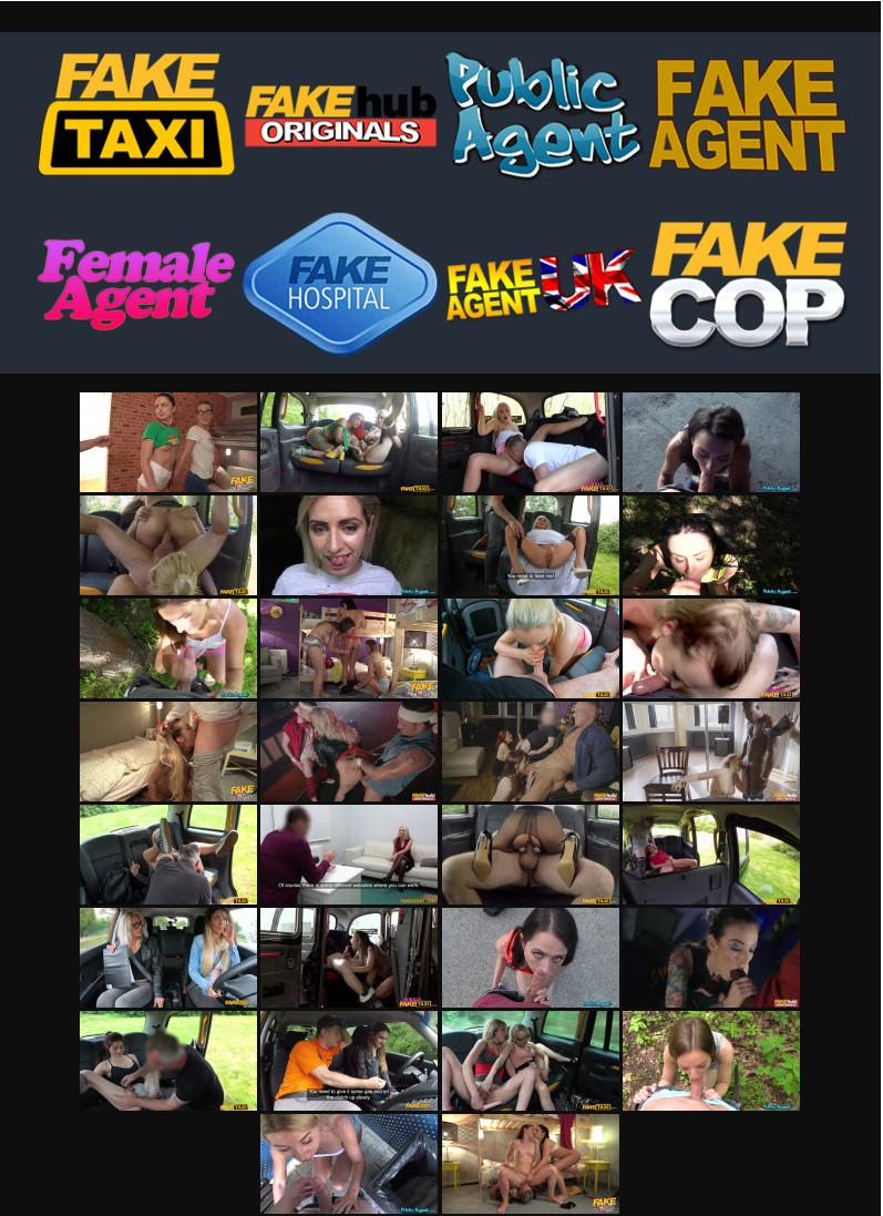 FakeHub July 2019 1080p - Megapack