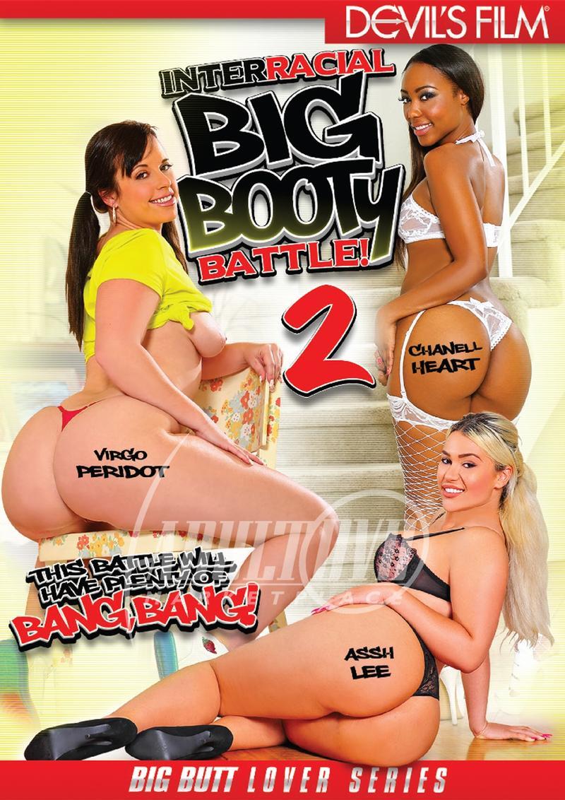 Interracial Big Booty Battle 2 (2018)