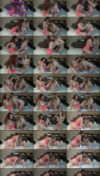 alliebaymfc – toy playing with lily (manyvids)