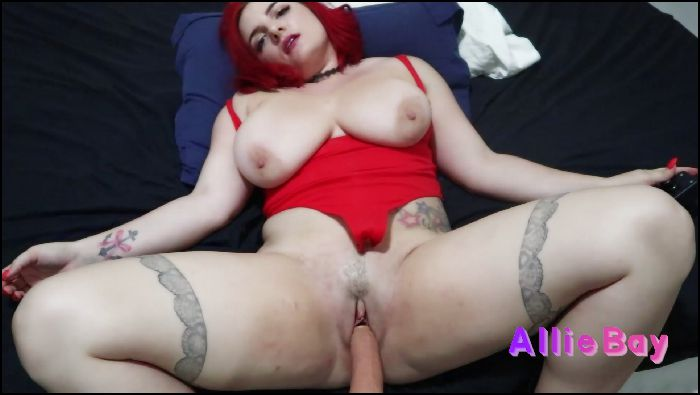alliebaymfc – pov fuck machine missionary doggystyle (manyvids)