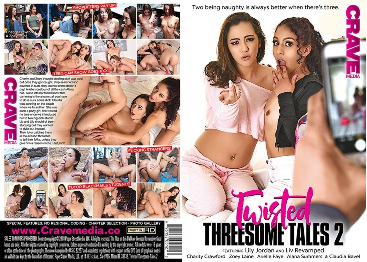Twisted Threesome Tales 2 (2018)