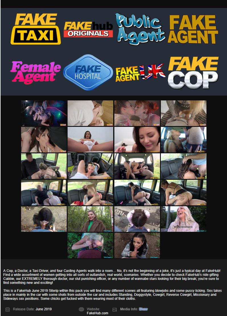 FakeHub June 2019 1080p - Megapack