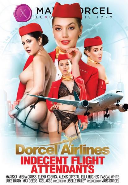 Dorcel Airlinesindecent flight attendantsIndecent