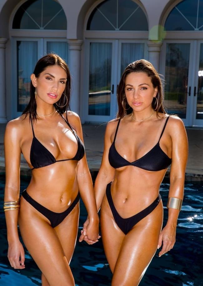 August ames and abigail mac