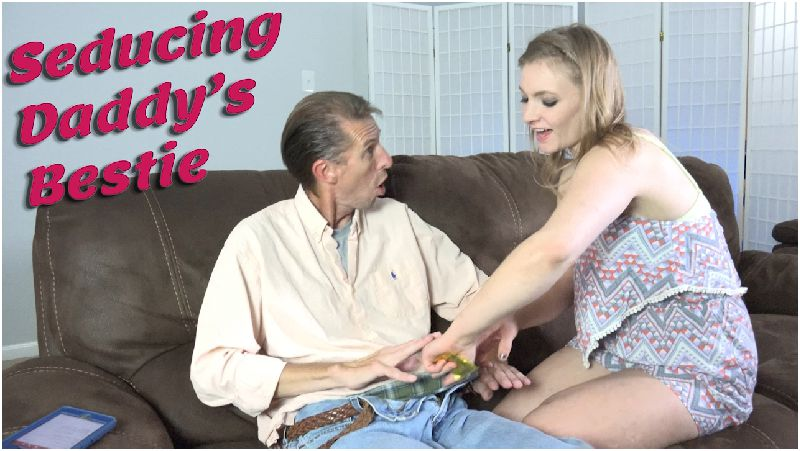 SEDUCING DADDY'S BEST FRIEND Preview