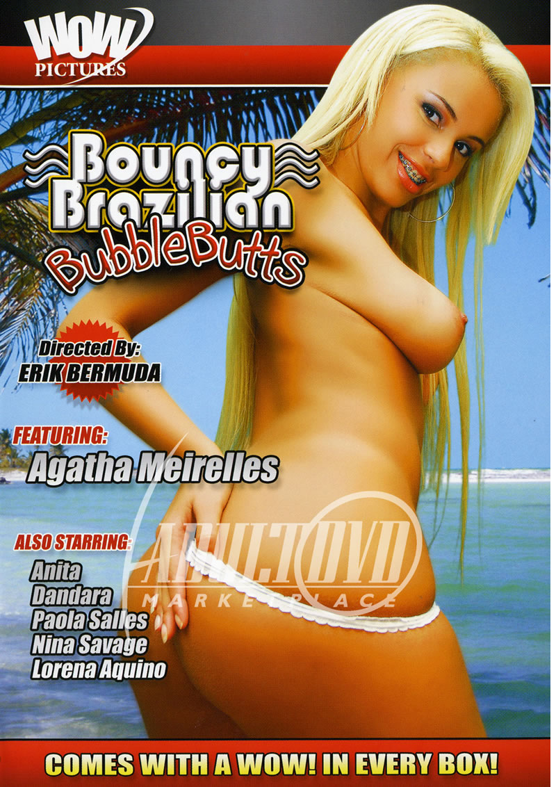 Bouncy Brazilian Bubble Butts 1