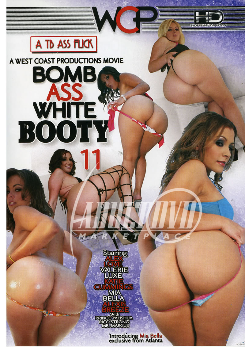 Bomb Ass White Booty 11