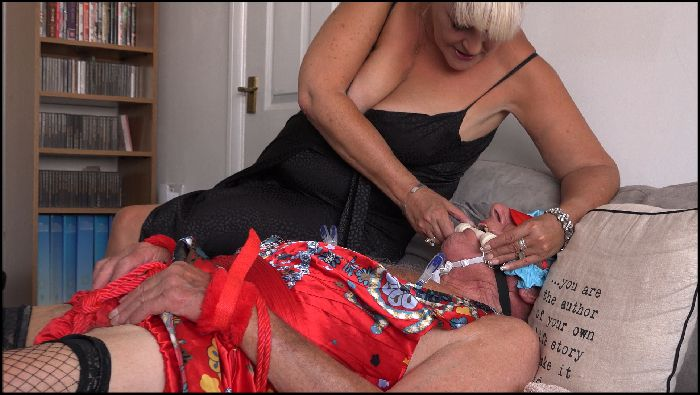Christina X Sissy Slave Training   Tied amp Bound Preview