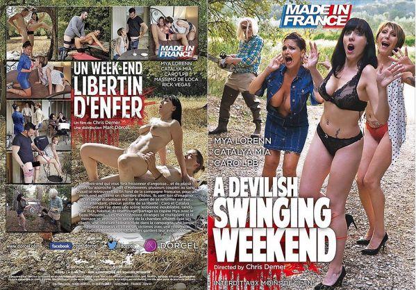 A devilish swinging weekend