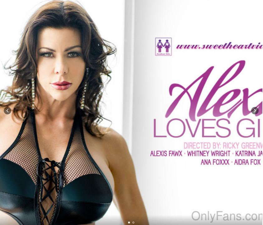 Alexis Fawx 0407  - onlyfans - Megapack