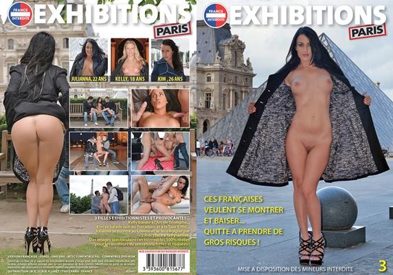 Exhibitions 3 Paris