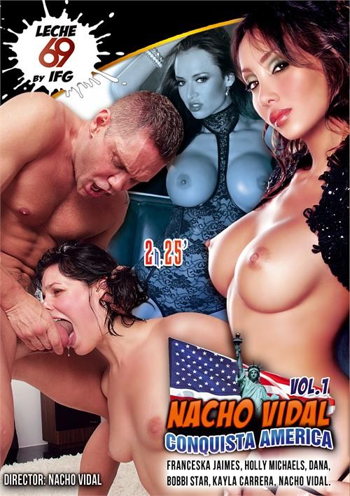 Nacho Vidal Conquista America Vol 1