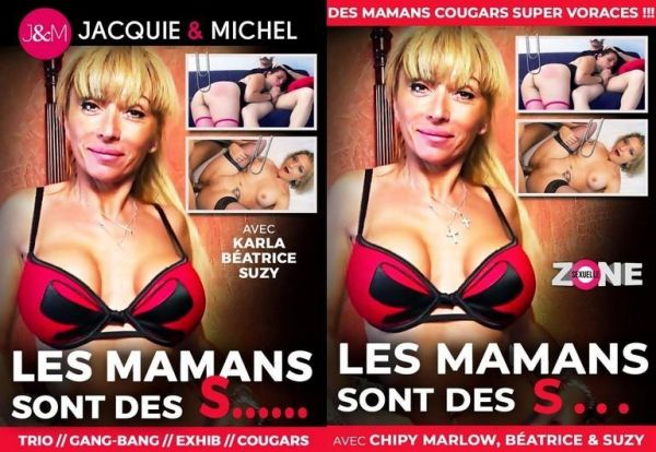 Les Mamans Sont Des S (2018) HD - Moms Are Sluts