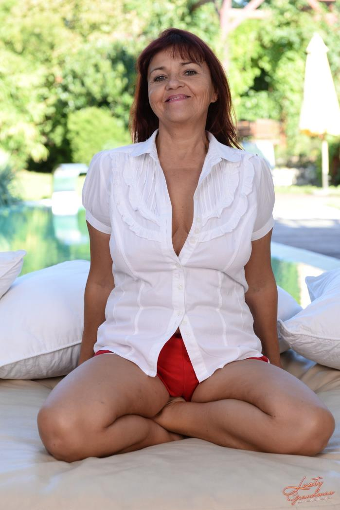 Livia – Seasoned by Pleasure (LustyGrandmas.com/21Sextreme.com/2019/HD)