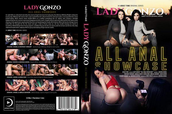 Lady Gonzo All Anal Showcase (2019)
