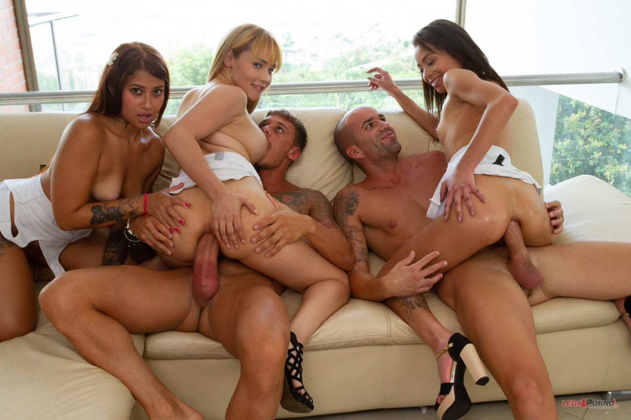Orgy Girls Daftsex