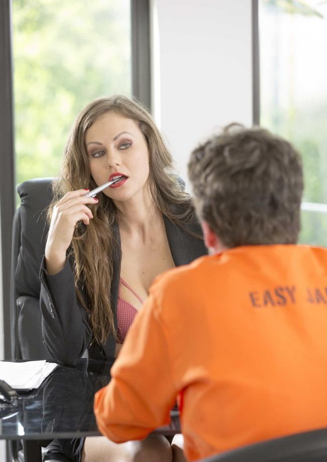 Tina Kay – Lay Down the Law (OfficeObsession.com/Babes.com/2019/HD1080p)