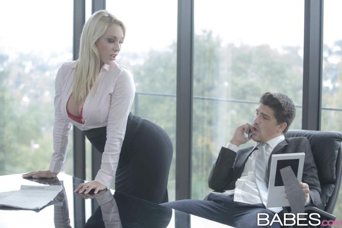 Victoria Summer – Don't tell my wife (OfficeObsession.com/Babes.com/2019/HD1080p)