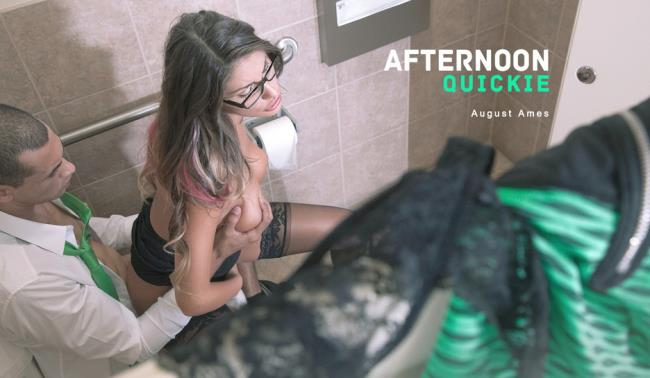 August Ames – Afternoon quickie (Babes.com/2019/HD)