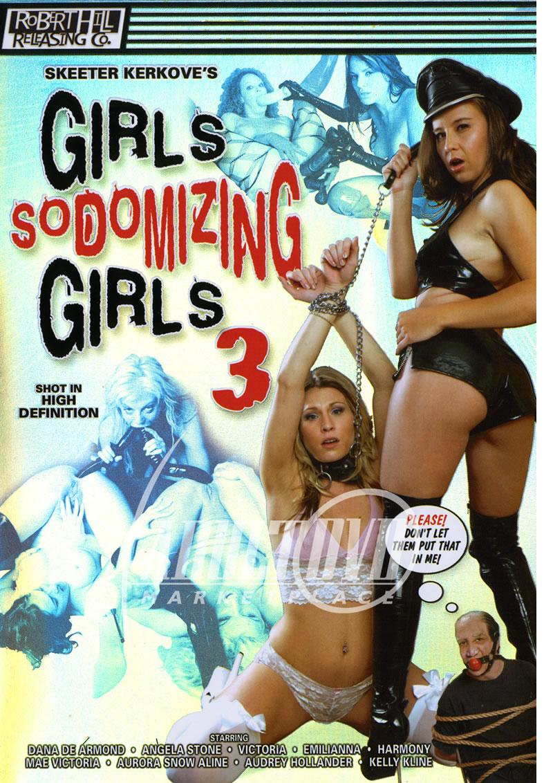 Girls Sodomizing Girls 3