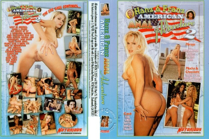 Hanz And Franz American Anal Adventure 2