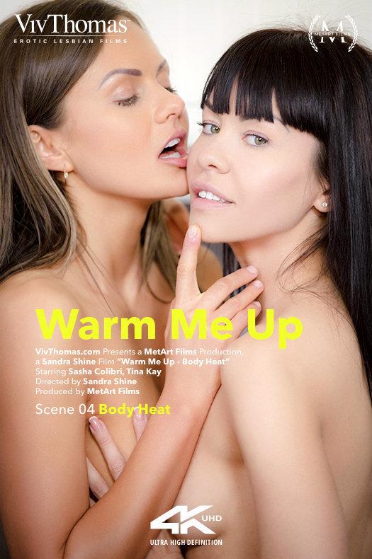 Sasha Colibri Tina Kay – Warm Me Up Episode 4 Body Heat (VivThomas.com/2019/HD1080p)