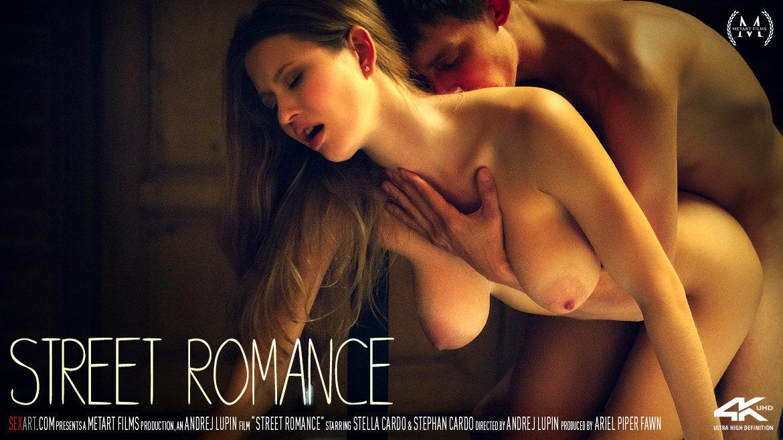 Stella Cardo – Street Romance (SexArt 2019 HD1080p)
