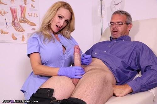 Viagra Overdose – Nurse Billi Bardot (Over40Handjobs 2019 HD1080p)