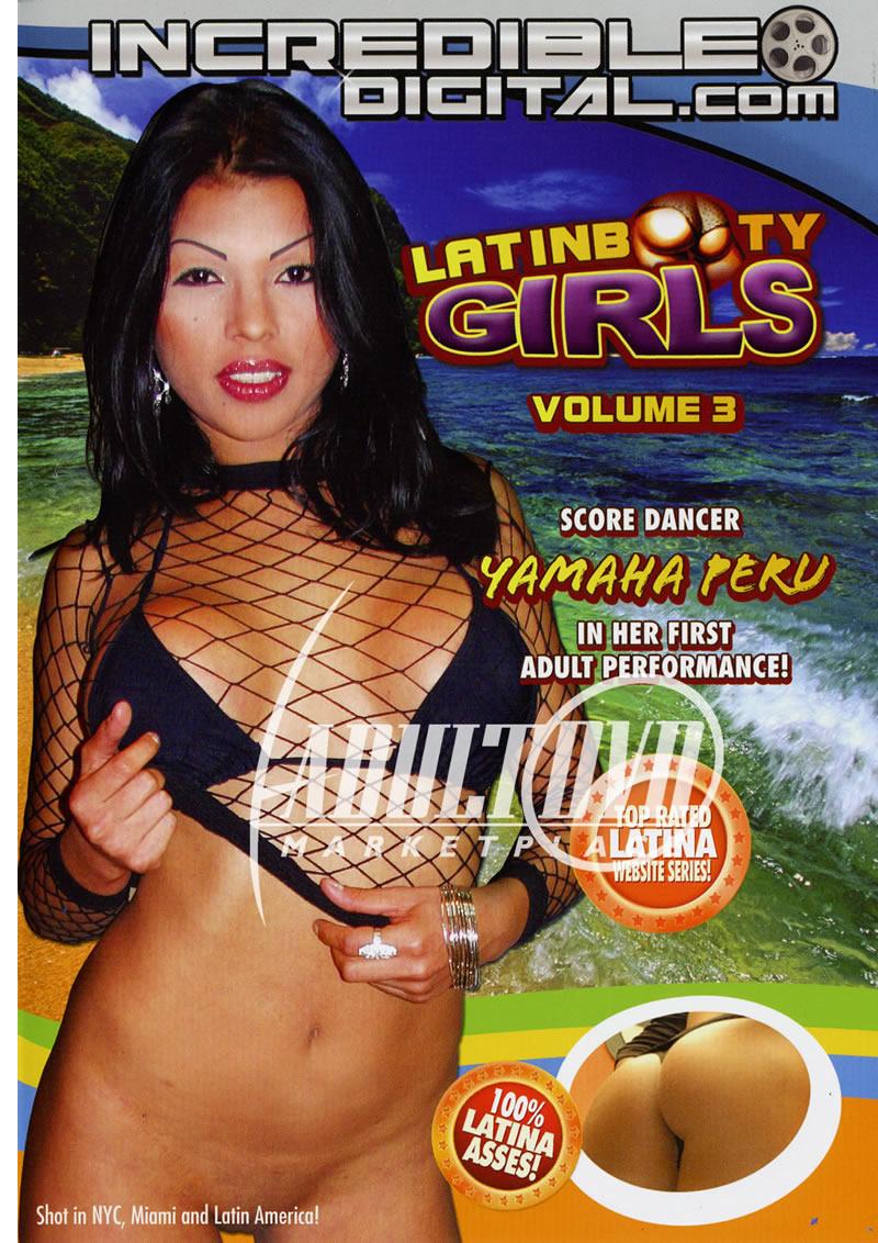 Latin Booty Girls 3